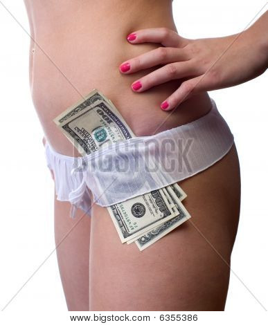 Female And Money.