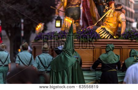 Valladolid Good Friday Night 2014 02