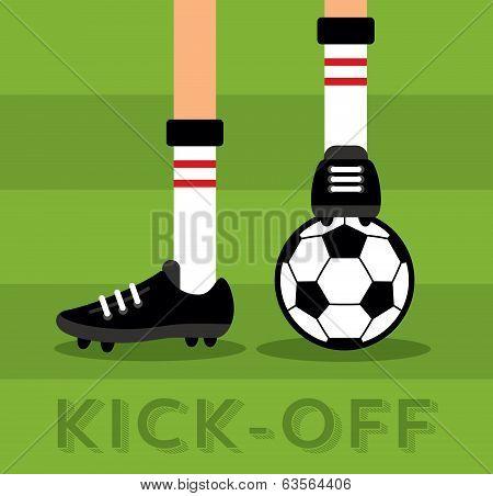 Match kick off