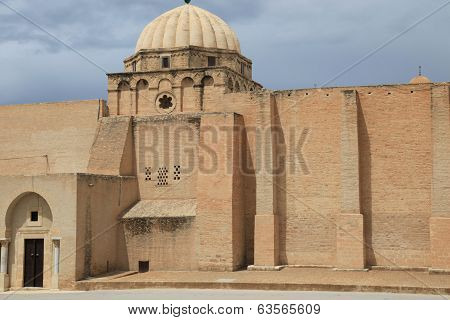 Mosque Wall