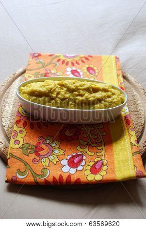 Celeriac Cream Curry
