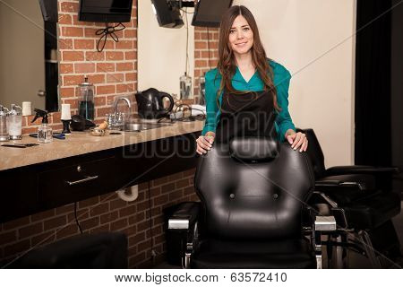 Welcome To Our Salon