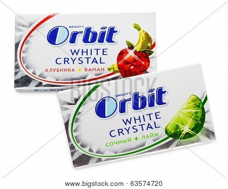 Chewing Gums Orbit White Crystal