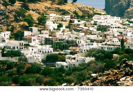 Greece houses
