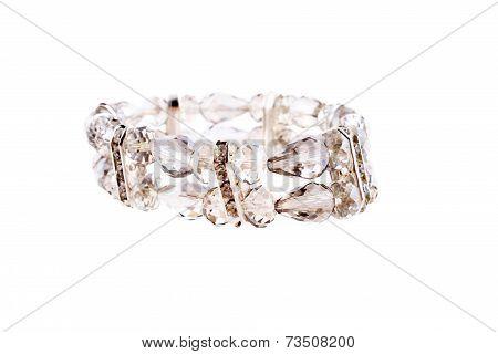Bracelet isolated on white