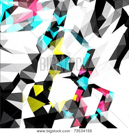 Abstaract Colorful Vector Background