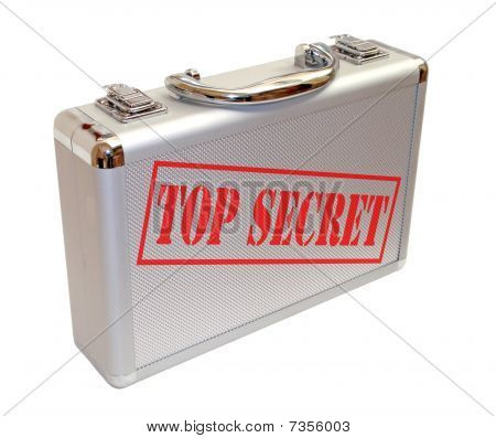 Top secret weiß