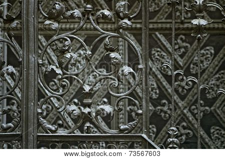 Iron Forged Grid