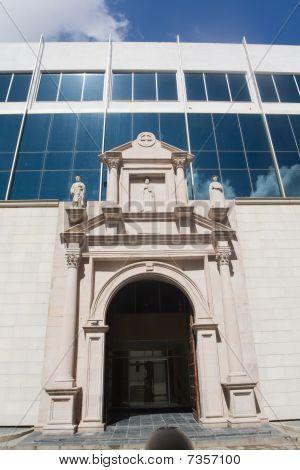 New Glass Church, In Old Havana (i)