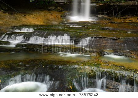 Soi Sawan waterfall