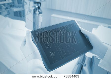Engineering And Technological Solutions In Medicine. Using The Tablet Pc.