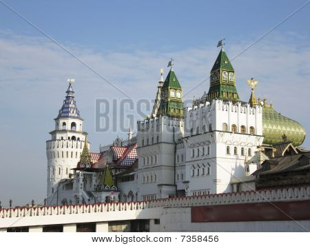 Izmaylovo Vernisage, Moscow