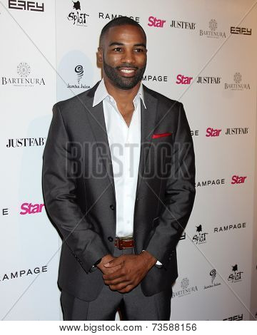 LOS ANGELES - OCT 9:  Andra Fuller at the Star Magazine Scene Stealers Event at Lure on October 9, 2014 in Los Angeles, CA