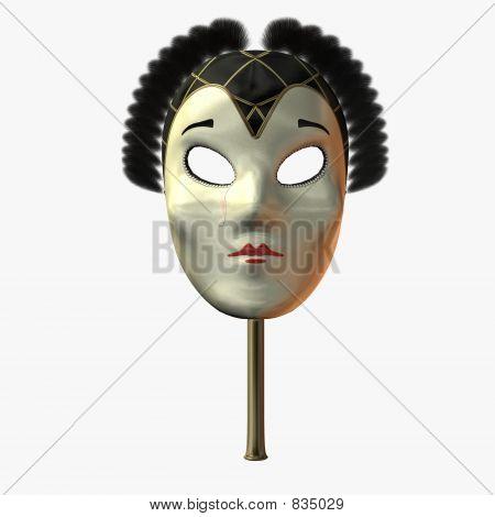 Triste Mask