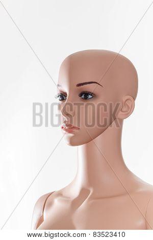 Ealistic Mannequin Head
