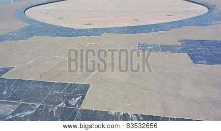 Flagstone Pavement