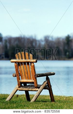 Lakeshore solitude