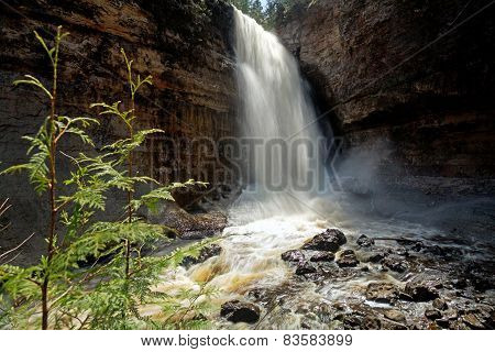 Miners Falls - Pictured Rocks - Michigan