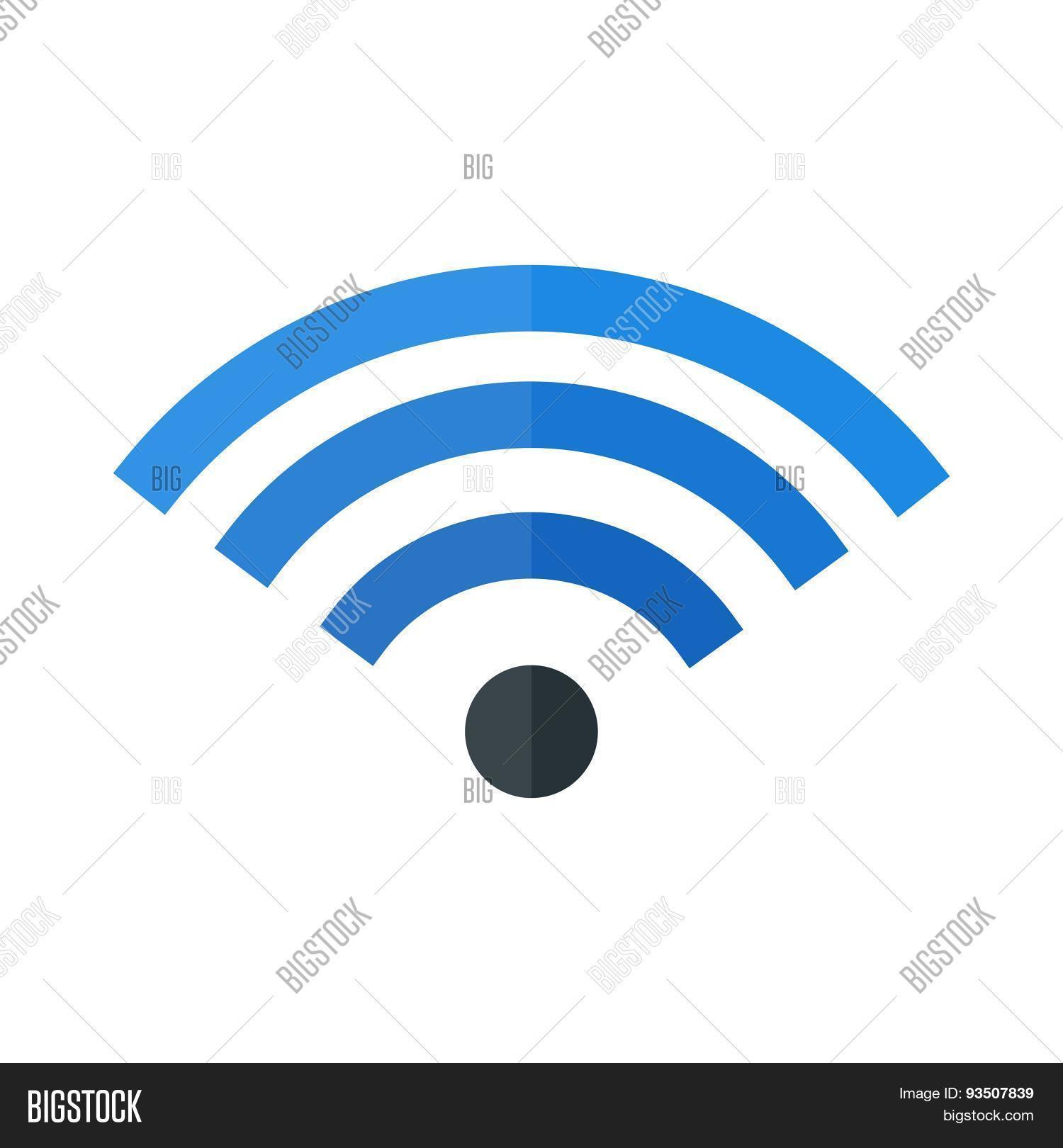 Wifi Signals Vector & Photo (Free Trial) | Bigstock
