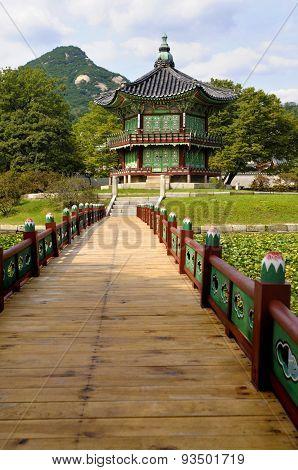 Korean Palace Pagoda