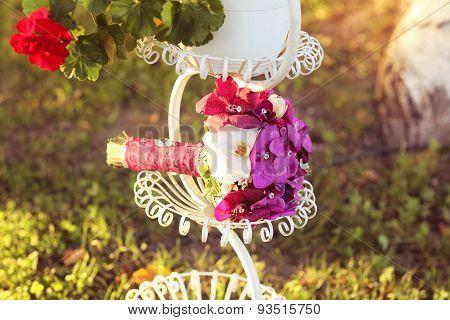 Beautidul Wedding Bouquet