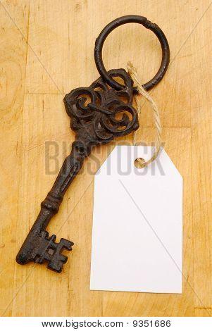 Antique Key