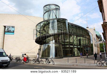 German Historical (deutsches Historisches) Museum In Berlin