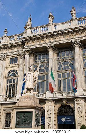 Madama Palace, Turin