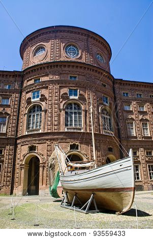 Carignano Palace, Turin
