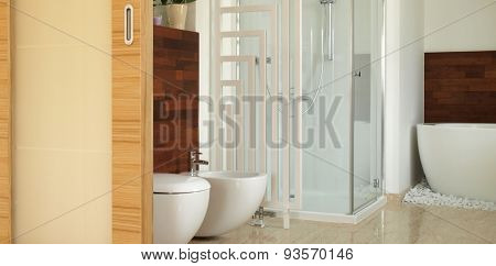 Luxourious En Suite Bathroom