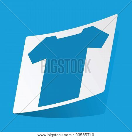T-Shirt sticker