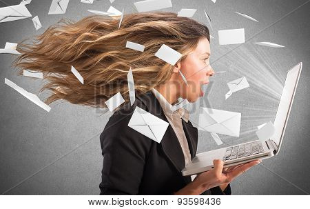 Wind of email