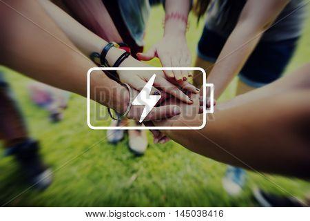 Team Teamwork Collaboration Team Spirit Concept