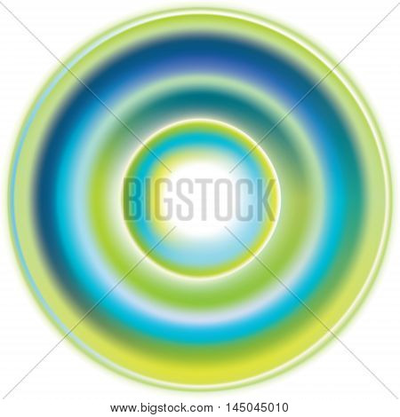 Spring sunlight design, vector illustration, contain gradient mesh, eps-10