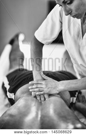 Sports Massage - Lower Back