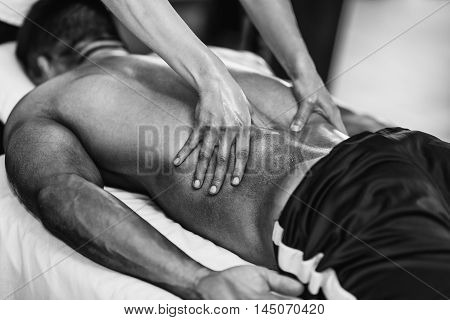 Sports Massage - Lower Back