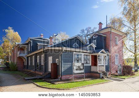 Memorial House In Muranovo Estate