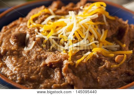 Homemade Refried Pinto Beans