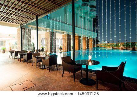 Swimming Pool, Bangkok