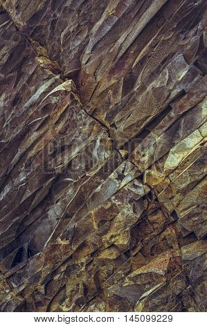 Rock Layers Pattern