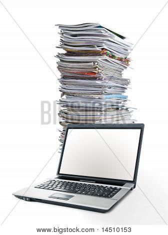 On line magazines