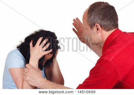 Violent Husband