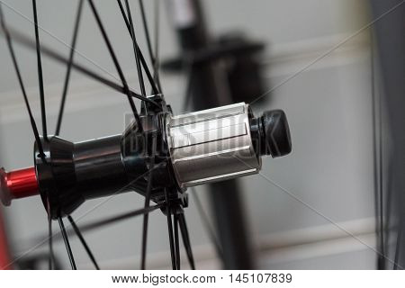 Bicycle hub / Bicycle spare part and maintenance concept