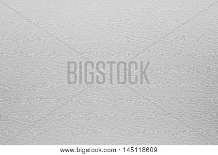 Close up Grey leather and texture background