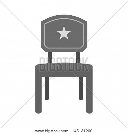 Parliament, seat, government icon vector image. Can also be used for elections. Suitable for use on web apps, mobile apps and print media.