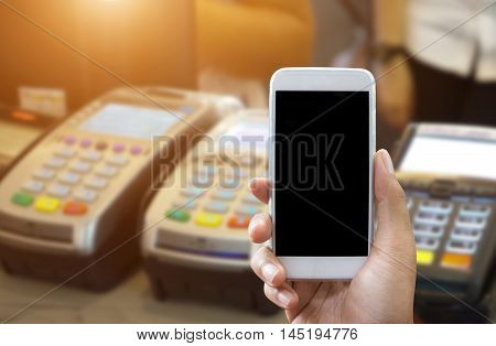 Pay By Phone Mockup Concept