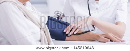 Just A Regular Checkup