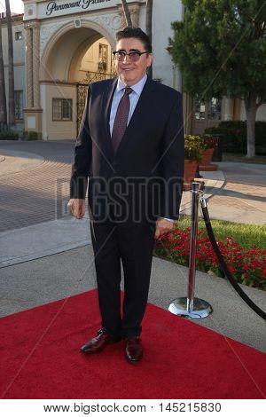 LOS ANGELES - AUG 31:  Alfred Molina at the