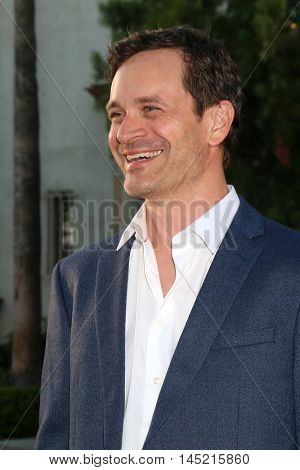 LOS ANGELES - AUG 31:  Tom Everett Scott at the