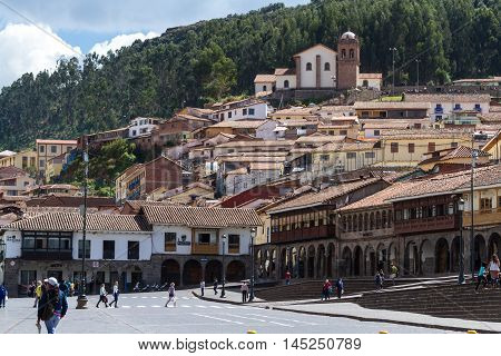 Travel Cusco Peru